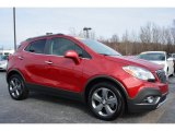 2013 Ruby Red Metallic Buick Encore Convenience #101286926