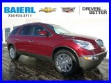 2011 Red Jewel Tintcoat Buick Enclave CXL AWD #101287202