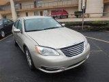 2014 Cashmere Pearl Chrysler 200 LX Sedan #101286823