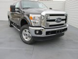 2015 Magnetic Ford F250 Super Duty XLT Crew Cab 4x4 #101286984