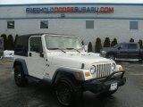 2006 Stone White Jeep Wrangler X 4x4 #101287190