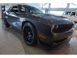2015 Dodge Challenger SRT Hellcat Data, Info and Specs