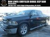 2015 Black Ram 1500 Laramie Long Horn Crew Cab 4x4 #101286969