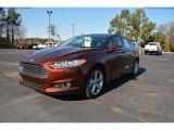 2015 Bronze Fire Metallic Ford Fusion SE #101287106