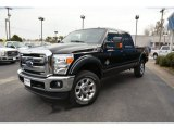 2015 Tuxedo Black Ford F250 Super Duty Lariat Crew Cab 4x4 #101287103