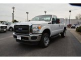 2015 Oxford White Ford F250 Super Duty XL Regular Cab 4x4 #101287099