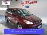 2015 Ruby Red Metallic Ford Escape Titanium #101322520