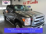 2015 Magnetic Ford F250 Super Duty XLT Crew Cab 4x4 #101322519