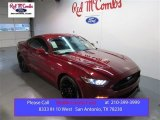 2015 Ruby Red Metallic Ford Mustang GT Premium Coupe #101322518