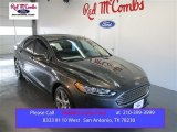 2015 Magnetic Metallic Ford Fusion SE #101322516
