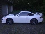 2008 Carrara White Porsche 911 Carrera S Coupe #101323451