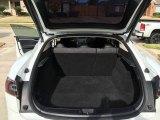 2013 Tesla Model S P85 Performance Trunk