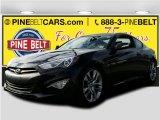 2013 Black Noir Pearl Hyundai Genesis Coupe 3.8 Track #101322346