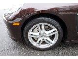 Porsche Panamera 2010 Wheels and Tires