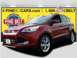 2013 Ruby Red Metallic Ford Escape Titanium 2.0L EcoBoost 4WD #101322337