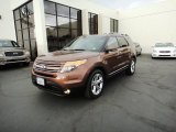 2011 Golden Bronze Metallic Ford Explorer Limited #101323391