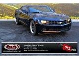 2010 Black Chevrolet Camaro LS Coupe #101322314