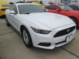 2015 Oxford White Ford Mustang V6 Coupe #101322573
