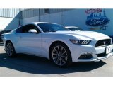 2015 Oxford White Ford Mustang GT Premium Coupe #101322570