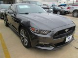 2015 Magnetic Metallic Ford Mustang GT Premium Coupe #101322569