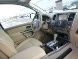 2015 Nissan Armada Interiors