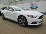 2015 Oxford White Ford Mustang V6 Coupe #101322565