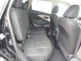 2015 Nissan Murano S AWD Rear Seat