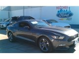 2015 Magnetic Metallic Ford Mustang V6 Coupe #101322563