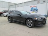 2015 Black Ford Mustang V6 Coupe #101322562