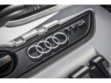 Audi TT 2010 Badges and Logos