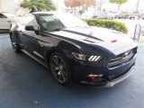 2015 50th Anniversary Kona Blue Metallic Ford Mustang 50th Anniversary GT Coupe #101322557