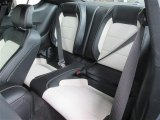 2015 Ford Mustang 50th Anniversary GT Coupe Rear Seat
