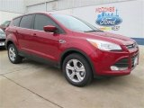 2015 Ruby Red Metallic Ford Escape SE #101322554