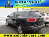 2011 Carbon Black Metallic Buick Enclave CXL AWD #101323363