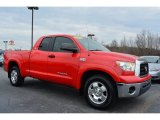 2007 Salsa Red Pearl Toyota Tundra SR5 Double Cab #101322731