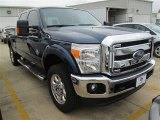 2015 Blue Jeans Ford F250 Super Duty Lariat Crew Cab 4x4 #101322551