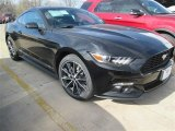 2015 Black Ford Mustang EcoBoost Coupe #101322547