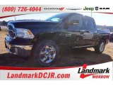 2015 Black Ram 1500 Big Horn Quad Cab #101322710