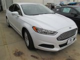 2015 Oxford White Ford Fusion SE #101322541