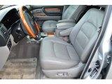 2007 Lexus LX Interiors