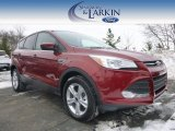2015 Sunset Metallic Ford Escape SE 4WD #101322686