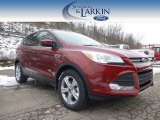 2015 Sunset Metallic Ford Escape SE 4WD #101322685
