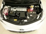 Toyota Prius v Engines