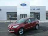 2015 Sunset Metallic Ford Escape SE 4WD #101323323