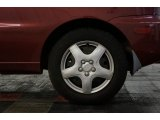 Daewoo Lanos Wheels and Tires