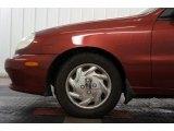 Daewoo Lanos Wheels and Tires