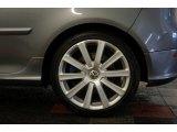 Volkswagen R32 2008 Wheels and Tires