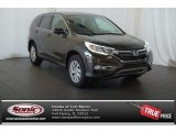 2015 Kona Coffee Metallic Honda CR-V EX #101322372