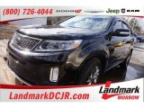 2014 Ebony Black Kia Sorento Limited SXL #101405222