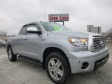 2012 Silver Sky Metallic Toyota Tundra Limited Double Cab 4x4 #101405482